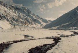 Hoog in de Himalaya Foto Koos Dijksterhuis