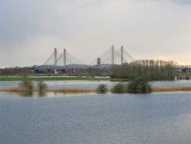 Waalbrug. Foto Koos Dijksterhuis